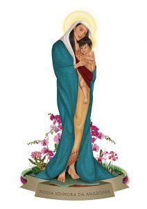 Our Lady of the Amazon - Lara Denys