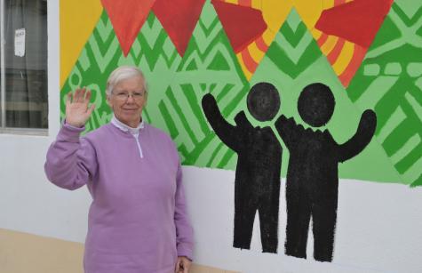 S Patricia Ferrick in Mexico