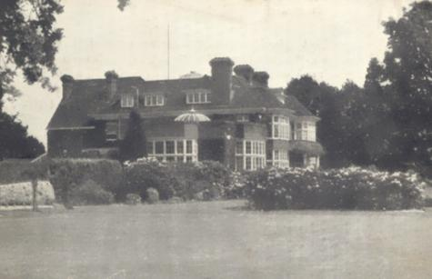 LeClerc House in 1946