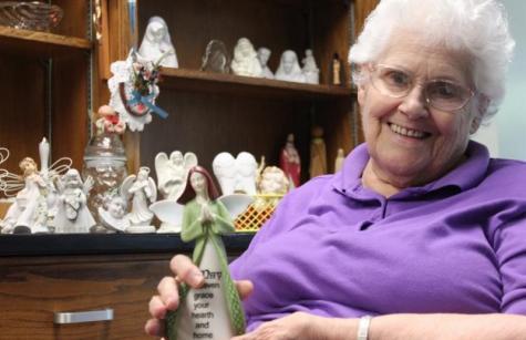 School Sister of Notre Dame Margaret Glick