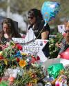 Memorial for Parkland, FL shooting victims